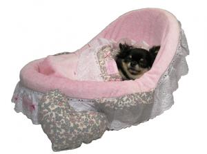 Dog Moses Basket