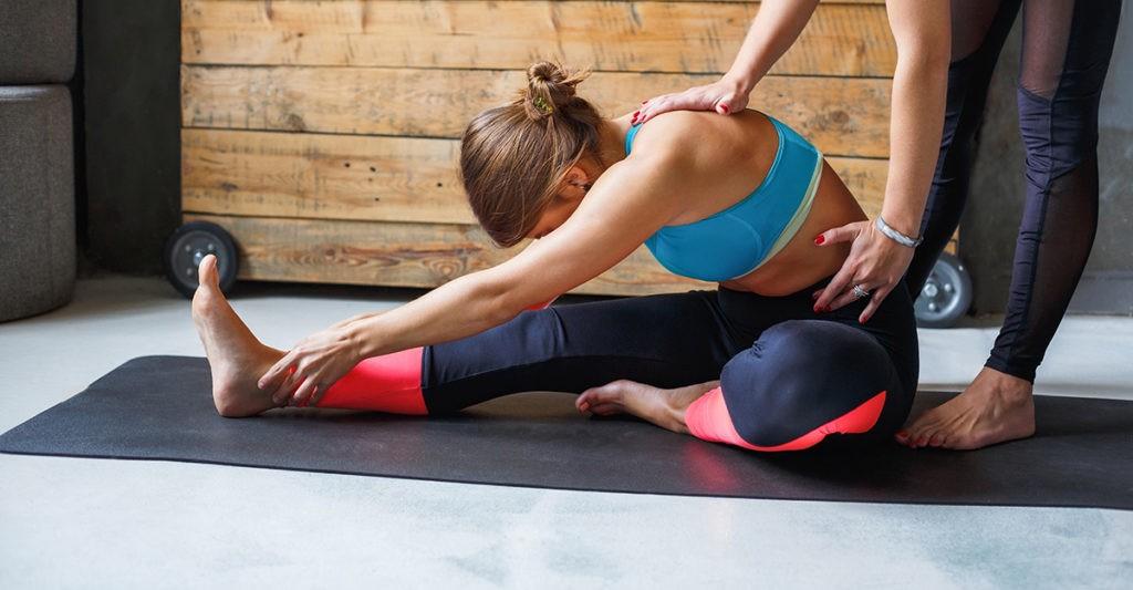 muscle flexibility